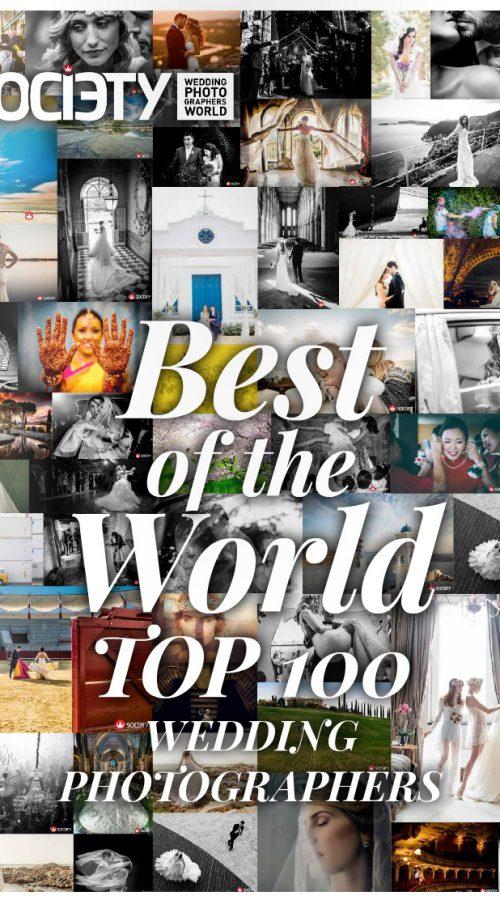 No 2 at Wedding Photographer Society Top 100