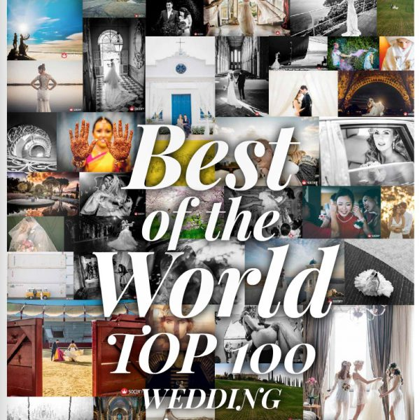 No 2 at Wedding Photographer Society Top 100